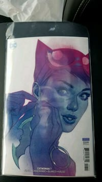 Catwoman Comic Mississauga, L4W 2S4