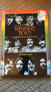 The Long & Winding Road: Am Intimate Guide to the Beatles, 1997, book Pasadena, 91106