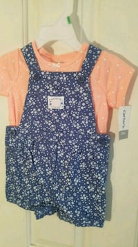 Carter's little collections outfit