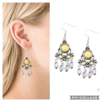 No place like homestead yellow earrings  Gaithersburg