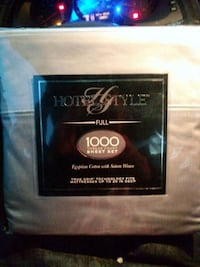 1000 Thread Count Full Bed Sheets Colorado Springs, 80910