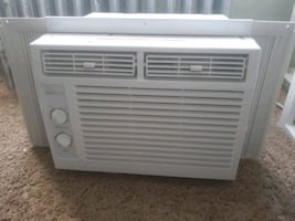 Never used air conditioner