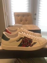 Size 10 Gucci Snake Sneakers Vaughan, L6A 1S6