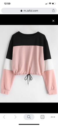 Zaful Sweater - Brand New without tags - Small Burnaby, V5C 1P1