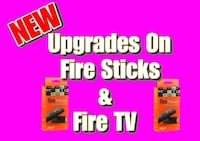 Fire Stick Upgrades  New Haven