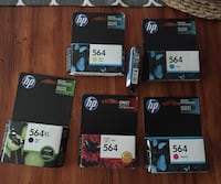 Assorted hp ink cartridge boxes Whittier, 90606