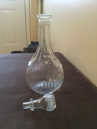 Wine decanter Toronto, M1B 6G8