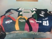 NFL apparel Newark