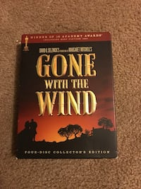 Gone with the wind collectors edition set