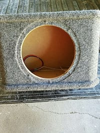 10in subwoofer box Baton Rouge, 70805
