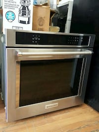 "KITCHEN AID 30"" ELECTRIC SINGLE WALL OVEN  Menifee"
