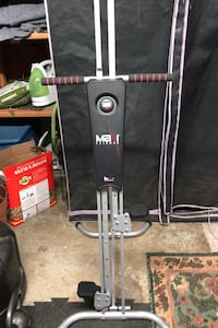 Stair master maxi climber exercise equipment