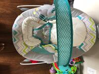 baby's gray and white bouncer Nashville, 37211