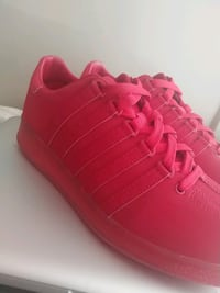 9.5 red K SWISS  BRAND NEW