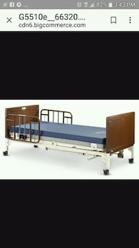 brown and white hospital bed screenshot Columbus, 31904