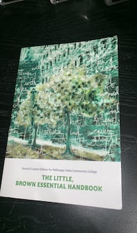 The Little, Brown Essential Handbook Knoxville, 37923