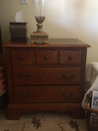 **All WOOD Night tables(2)-each 4sale** Henderson, 89074