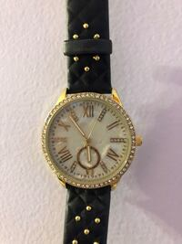 Black and Gold Watch Weyers Cave, 24486