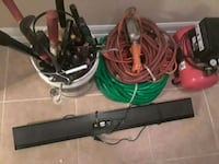 red and black corded power tool Houston, 77086