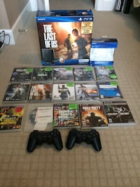 PS3 The Last of Us Bundle with Elgato Surrey, V3S 6N4