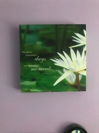 Canvas with quote Kitchener, N2H 4V9