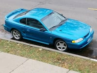 Ford - Mustang - 1995 Minneapolis, 55406