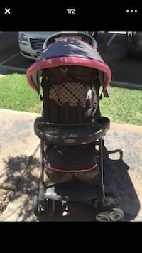 Graco connect stroller and car seat  Las Vegas, 89102