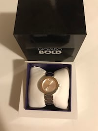 Female Movado Bold Watch (silver color) Cheney
