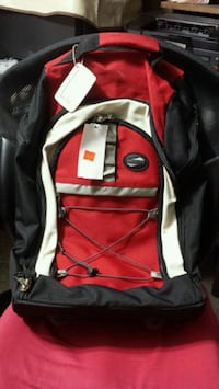 American Tourister rolling back pack NEW never Toronto, M2M 1T5