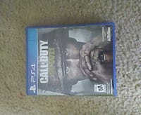 Ps4 call duty WW2 game  Martinsburg, 25405
