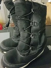 Lands End Boots Size Girl US 12M  Falls Church