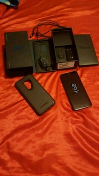 black Samsung Galaxy S9 with box Kitchener, N2M 5A7