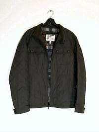 Forrest green button-up jacket Calgary, T2M 2J1