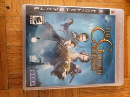Playstation 3 game - The Golden Compass