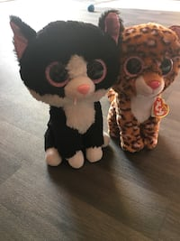 Lot de 2 Peluches Neuves  Taverny, 95150