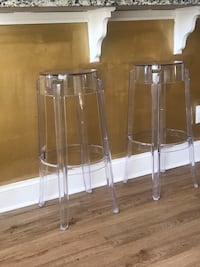 Modway Casper Modern Acrylic Bar Stool in Clear (Ghost furniture) Washington, 20015