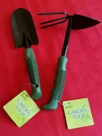 NEW 2 Pc. Hand Garden Tools 66 km