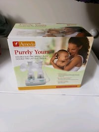 Ameda truly Yours double Breast Pump