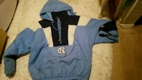 blue and black Nike pullover hoodie Cary, 27511
