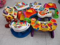 Learning tables for infants  Etobicoke