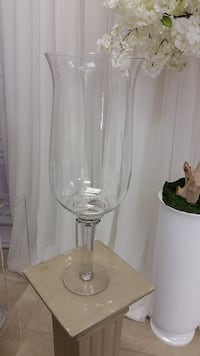 Glass Vases at discounted prices - pick up only WOODBRIDGE