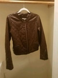 Leather jacket  Raleigh, 27604
