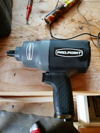 black and gray Craftsman cordless hand drill Sexsmith, T0H 3C0