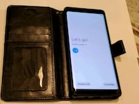 Samsung Note 8 - black - 64 GB Bradford West Gwillimbury, L3Z 1C8