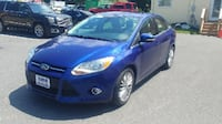2012 FORD FOCUS SEL 38 km