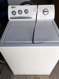 Whirpool Washer and Dryer (delivery)