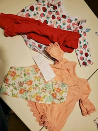3 to 6 month girl clothing  Walkersville, 21793