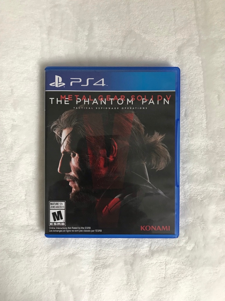 Photo Metal Gear Solid V: The Phantom Pain - PlayStation 4