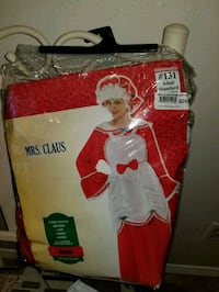 MRS CLAUS CHRISTMAS COSTUME  El Paso, 79924