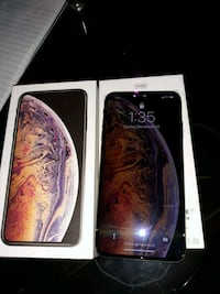 two black and purple iPhone cases Shreveport